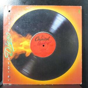 """Gonzalez - Peoples Party VG+ 12"""" Capitol Records 8521 USA 1979"""