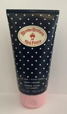 Brooks Brothers RED FLEECE BODY CREAM For Her 5.Oz