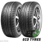 2X Tyres 255 55 R19 111V XL HIFLY HP801 SUV M+S E E 73dB