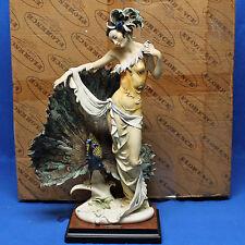 "Giuseppe Armani Figurine, 0633c Limited Edition Isadora (as is), 18 1/2""H -Mib"