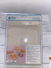 Martha Stewart Mini Scoring Board Crafting Papercraft Paper Decoration Tool