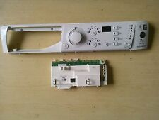 Hotpoint WMF720 washing machine main control panel and pcb