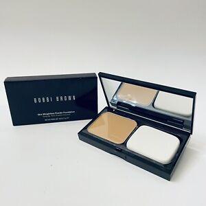 Bobbi Brown skin weightless Powder foundation #5 Honey new in box
