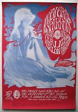 1967 MOUSE KELLEY MOBY GRAPE SPARROW FAMILY DOG AVALON FILLMORE ERA POSTER FD 43