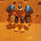 Beast Machines Transformers Mega Blast Punch Optimus Primal Near Complete