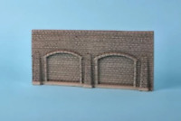 Gaugemaster GM32 OO Gauge Grey Stone Wall & Arches