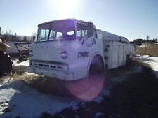 66 Ford COE Fuel truck