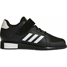 Womens Mens Adidas Power Perfect Lll Weightlifting Shoes - Black 1