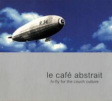 LE CAFE ABSTRAIT = Raphael Marionneau = 1CD = DOWNTEMPO AMBIENT CHILL LOUNGE