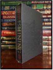 The Shining by Stephen King Folio Society New Sealed Gift Cloth Bound Hardback