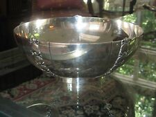 RARE. VTG. EXQUISITE TIFFANY & CO. MAKERS ORNATELY DECORATED BOWL