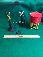 O Scale Marx Signals And Water Tank Nice Condition (S3129)