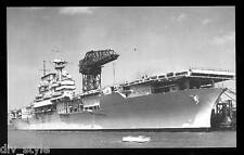 USS Yorktown CV-5  postcard US Navy ship aircraft carrier