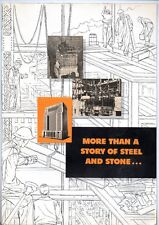 MORE THAN A STORY OF STEEL AND STONE BANK OF NOVA SCOTIA 1951 Toronto Building