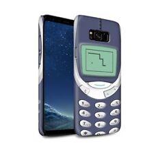 Étuis, housses et coques bleu mat Samsung Galaxy S8 pour téléphone mobile et assistant personnel (PDA)