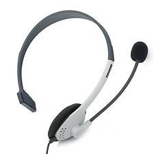 HeadPhone Head Set With Microphone w/ Mic For XBOX 360 Live Headphone Earphone