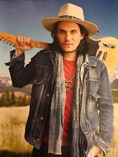 John Mayer 7pg ROLLING STONE magazine feature, clippings