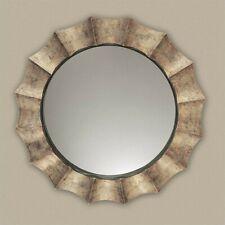 Uttermost Gotham U Antique Silver Leaf Wall Mirror
