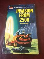 Invasion from 2500 Norman Edwards paperback  First Edition 1964