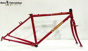 "Specialized Crossroads Cyclocross RH Set 28"" BJ 1990/91 Spinner R Gabel CrMo RAR"