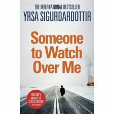 Someone to Watch Over Me: Thora Gudmundsdottir Book 5 [Paperback] [Feb 27 2014]