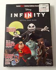 DISNEY INFINITY Official Game Guide by Prima GameStop Limited Edition Cover