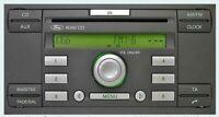 Refurbed Ford Focus Fiesta Transit Connect 6000 🚙 CD Radio AUX Code Warranty