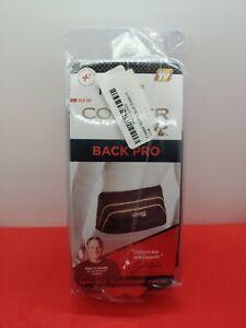 "Copper Fit Back Pro Lower Back Support Compression Belt 28"" To 39"" Waist. Medium"