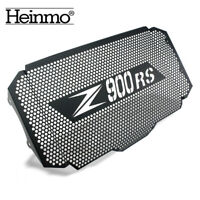 Motorcycle Radiator Grille Guard Cover Protector For Kawasaki Z900RS 2017-2019