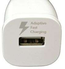 Samsung OEM Fast Car Charger for All Micro USB Devices  - White