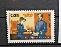 "FRANCOBOLLI FINLANDIA FINLAND 1966 ""NORDIA"" NUOVO MNH** STAMP (CAT.A)"