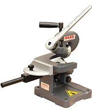 KAKA Industrial MMS-3 Cast-Iron Multiple Purpose Throatless Sheet Metal Shear