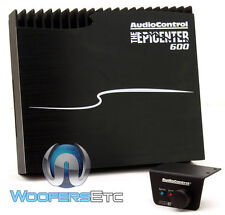 AUDIOCONTROL EPICENTER 600 PRO AMP MONOBLOCK 600W RMS CLASS D BASS AMPLIFIER NEW