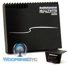 AUDIOCONTROL EPICENTER 600 PRO AMP MONOBLOCK 600W RMS CLASS D BASS AMPLIFIER NEW