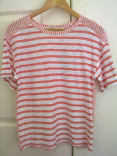 Country Road Double Stripe T-Shirt Raspberry Size XXS BNWT