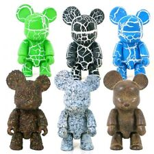"2.5"" qee bear toy2r ELEMENTAL series single blind box"