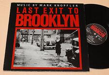 MARK KNOPFLER-DIRE STRAITS:LP-LAST EXIT BROOKLIN-TOP NM