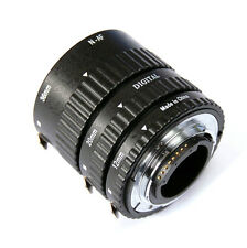 Auto Focus AF Macro Extension Tube for NIKON D3x D800 D700 D7000 D5100 D3200 D90