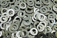 "(400) 1/2"" SAE Flat Washers - Zinc Plated Steel"