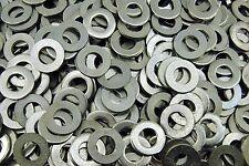 "(400) 1/2"" SAE Flat Washers - Zinc Plated Steel"