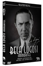 Coffret Bela Lugosi Immortel