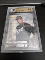 BGS 9.5 Gem Mint 1994 Classic MICHAEL JORDAN Rookie Baseball Card #1 RC Rare