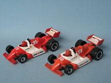 Matchbox F-1 Racer Alfa Film Orange Body Racing Car Toy Model Car UB 80mm
