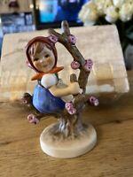Hummel Goebel Apple Tree Girl West Germany 141 3/0 Vintage Rare
