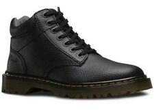 NEW Men's Dr. Martens Harrisfield Black Leather Ankle Boots Size 9
