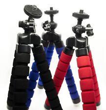 Flexibles Stativ Tripod inkl. Smartphone / GoPro Halterung (Actioncam , iPhone)