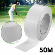 "2""x55yd Roll Golf Club Grip Tape Pvc Strips Double Sided Adhesive Sponge Repair"