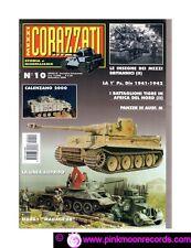 MEZZI CORAZZATI N°10/2000 LA LINEA SIGFRIDO M60A1 MAGACH 6B