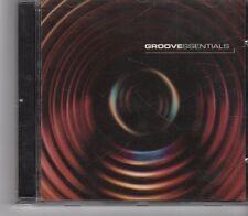 (GA420) Groove Essentials, 15 tracks various artists - 1997 CD