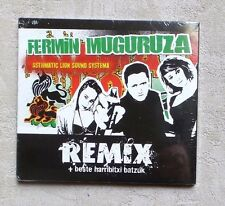 """FERMIN MUGURUZA """"ASTHMATIC LION SOUND SYSTEMA REMIX + BESTEE HARRIBITXI BATZUK"""""""